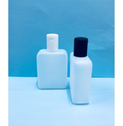 HDPE 100ml Sanitizer Bottle with Filliptop Cap