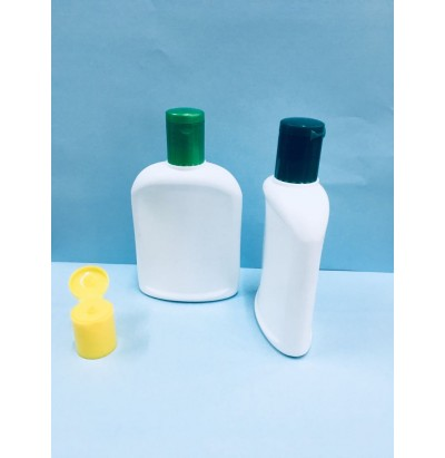 HDPE 100ml Lacto Lotion & Oil Bottle