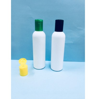 HDPE 100ml Round Lotion & Oil Bottle