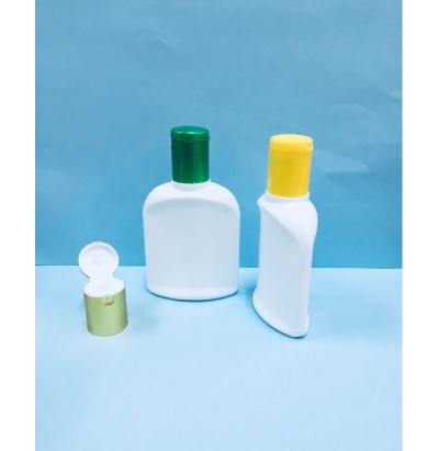 HDPE 50ml Lacto Lotion & Oil Bottle